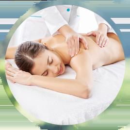 masaje descontracturante en Granada